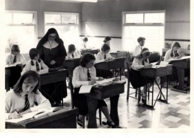 Early education at the convent