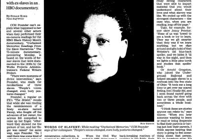 LA Times: February 9, 2003