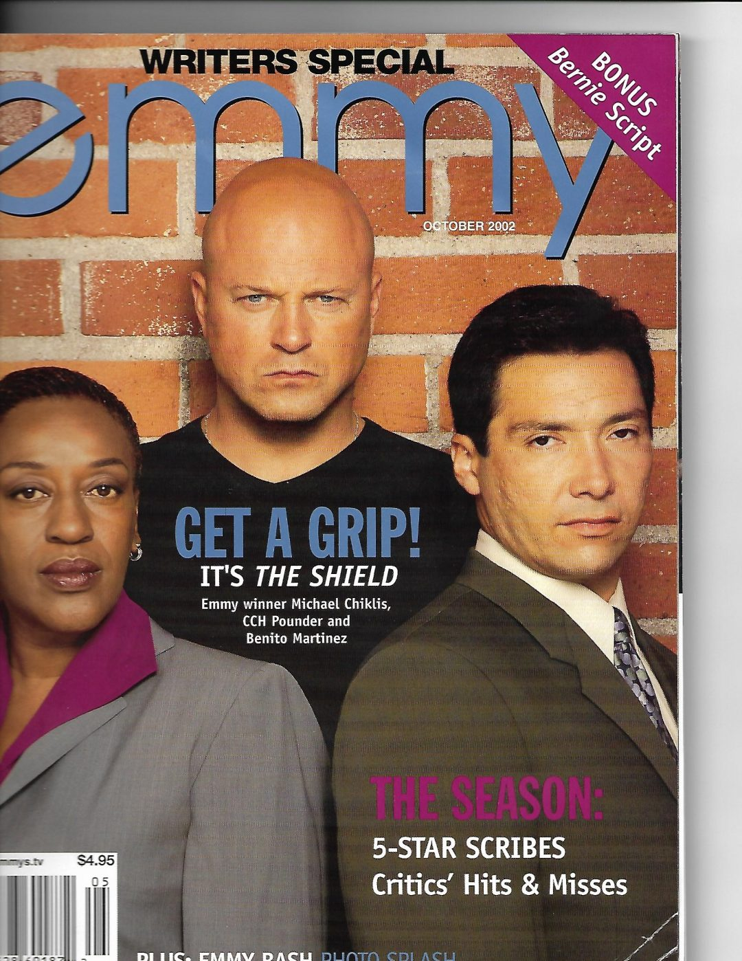 Emmy Magazine: October 2002