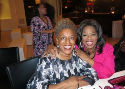 CCH Pounder and Oprah Winfrey, 2014
