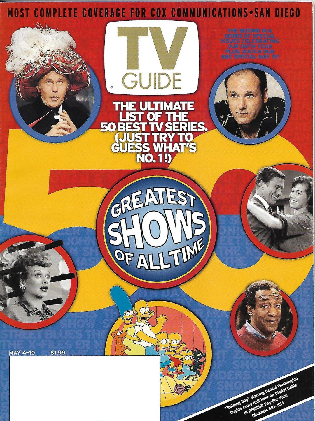 TV Guide: May 4-10, 2002