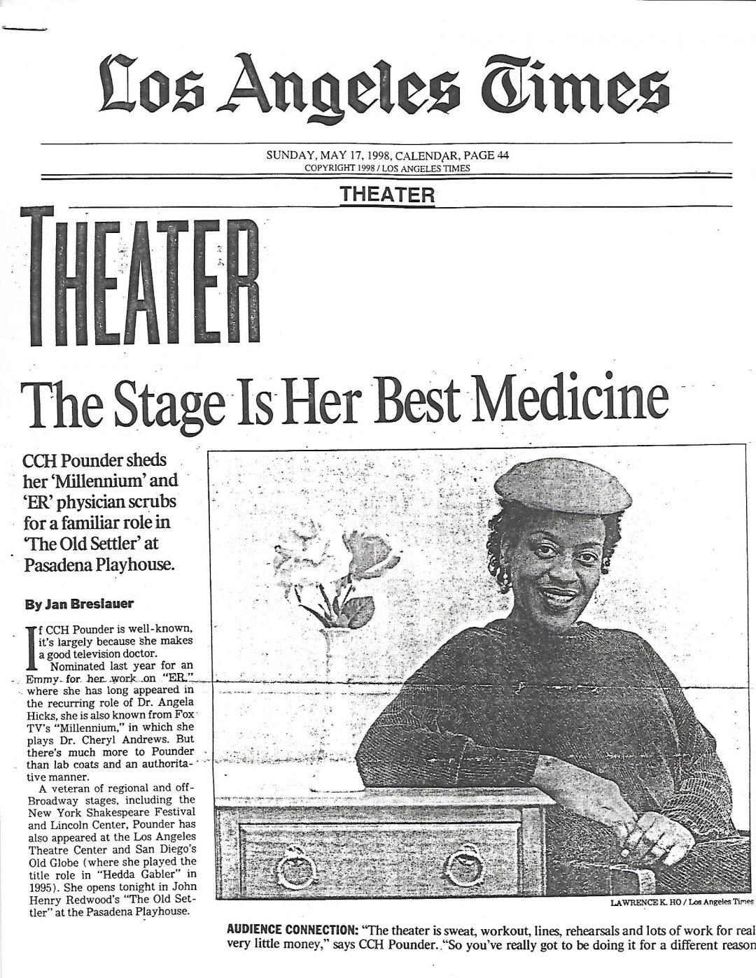 LA Times: May 17, 1998