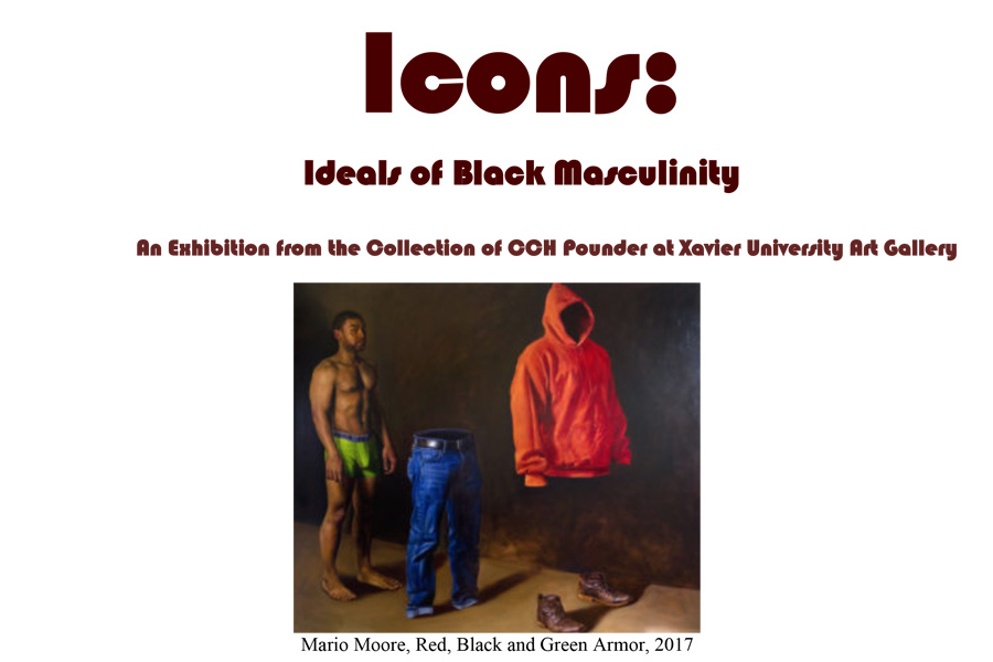 Exhibition from the Collection of CCH Pounder at Xavier University Art Gallery: Nov. 1, 2018