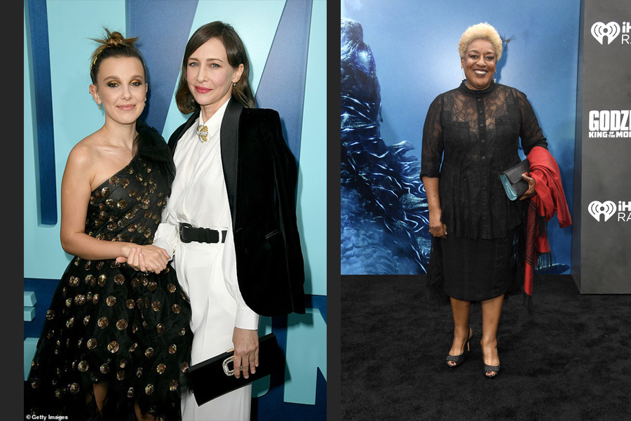 Red Carpet Photos: Millie Bobby Brown, CCH Pounder & cast of Godzilla: King of the Monsters: 5/19/2019