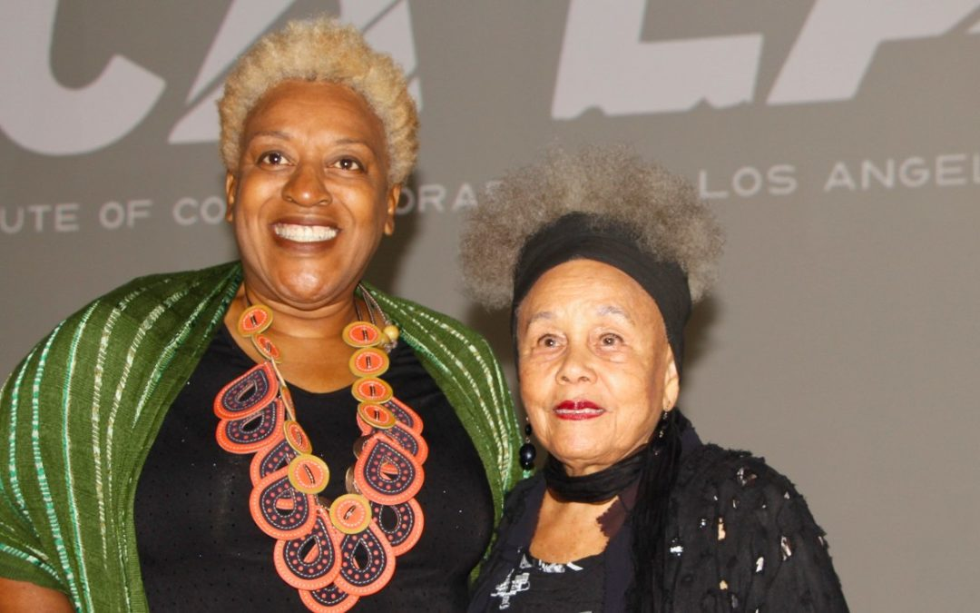 The Hollywood Reporter: Artist Betye Saar Feted by CCH Pounder at ICA LA Benefit Brunch 6/4/19