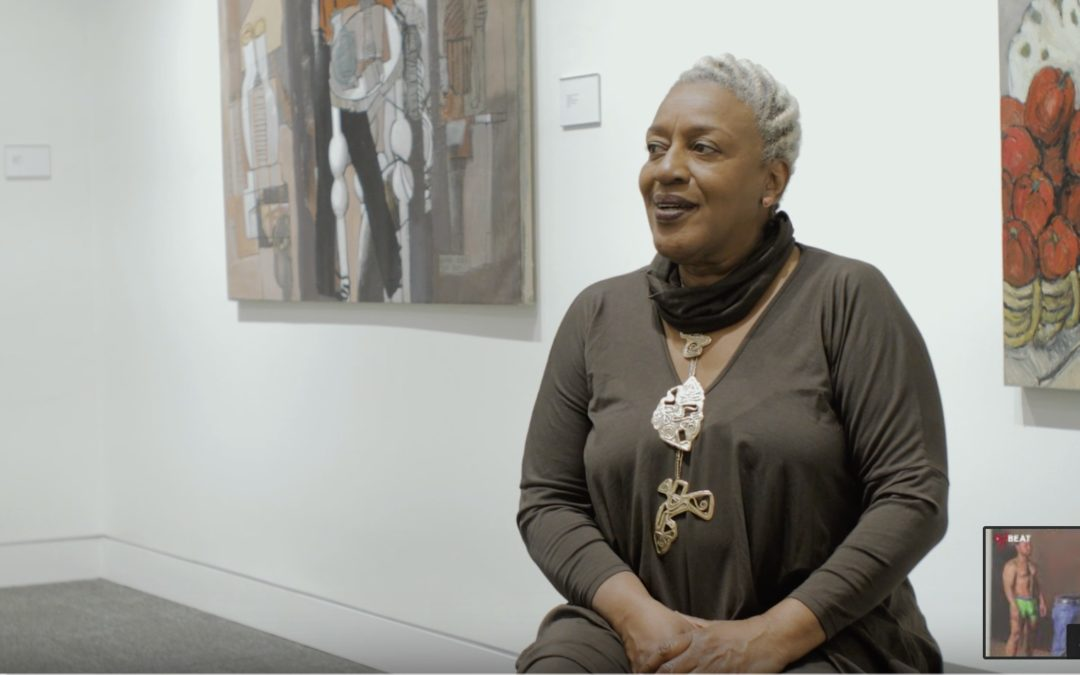 CCH POUNDER On Visual Arts, Black Masculinity