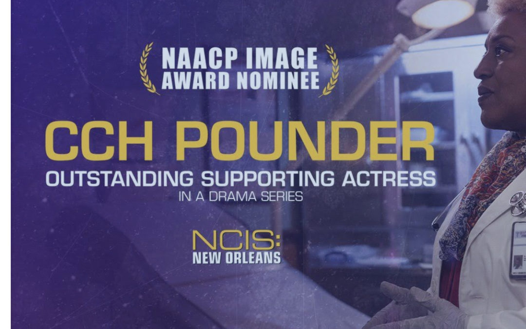 CCH Pounder, NCIS: New Orleans and NAACP Image Awards
