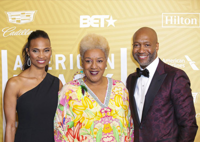 The Stars Shined Bright At The 2020 American Black Film Festival Honors (Essence)