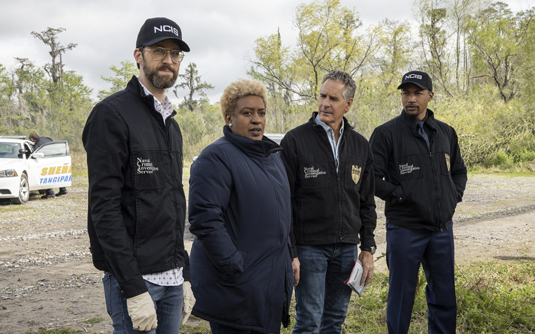"""Predators"" — Coverage of the CBS series NCIS: New Orleans"