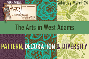 The Arts in West Adams – Third Annual Art in Historic Places Tour: 3/24/2012